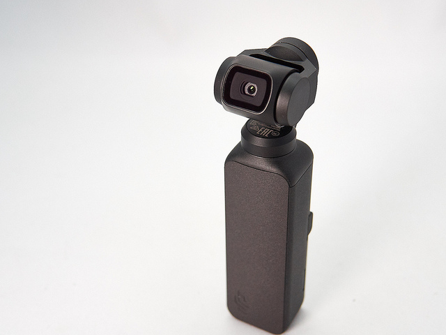 DJI OSMO Pocket with MicroUSB